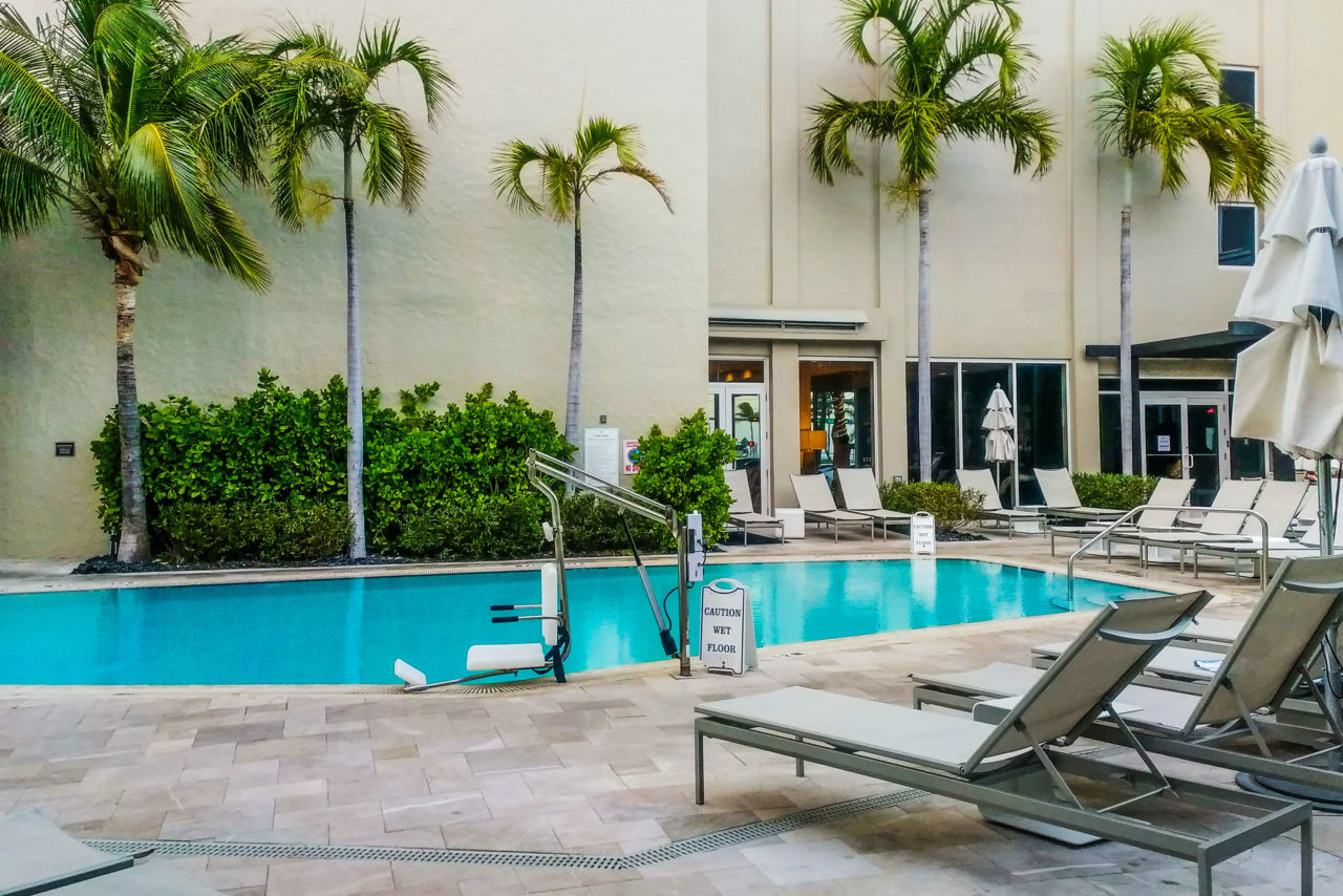 Sonesta Fort Lauderdale Beach Pool