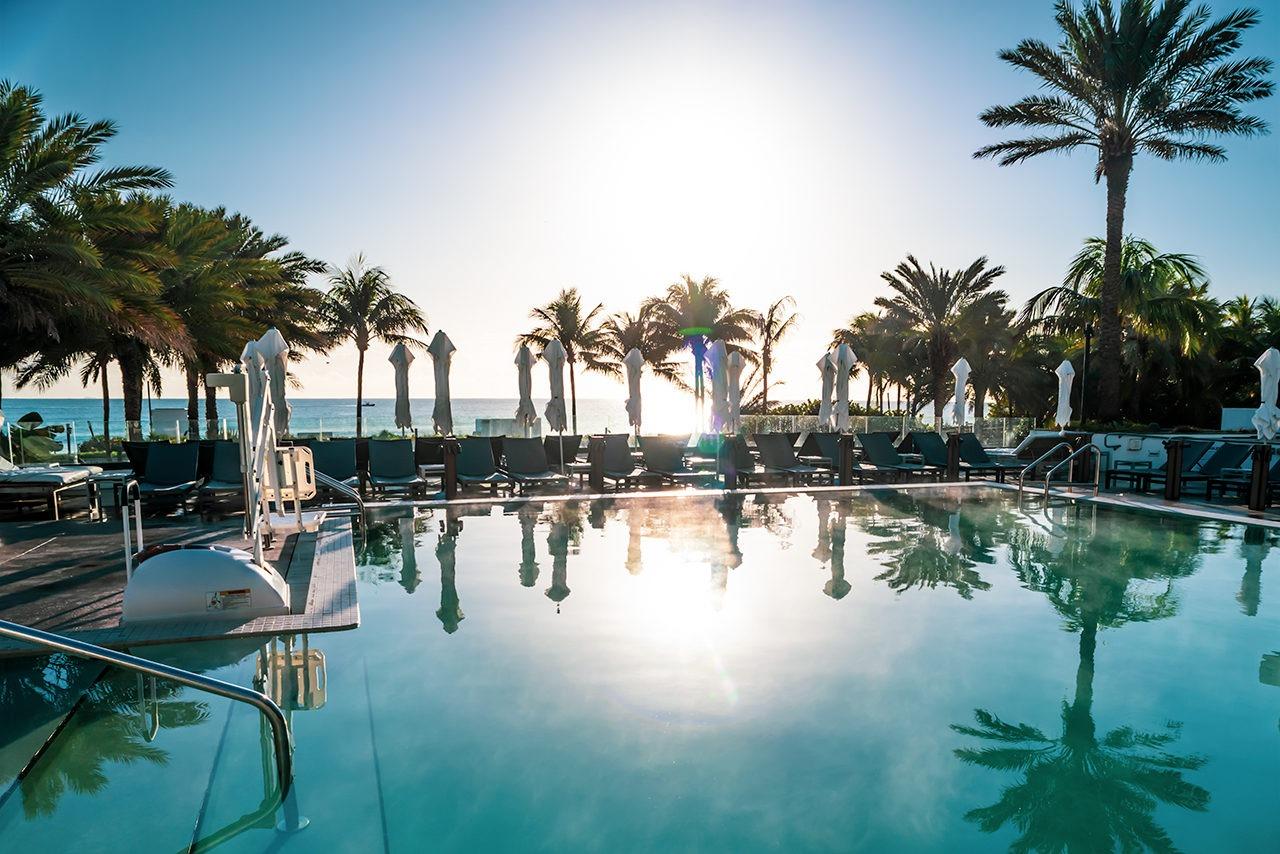 Eden Roc Miami Beach Infinity Pool