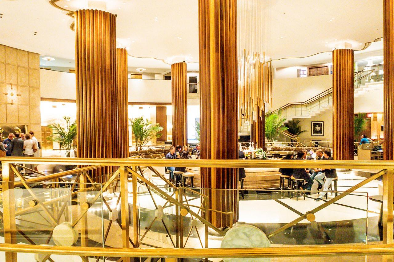 Lobby Bar Eden Roc Miami Beach