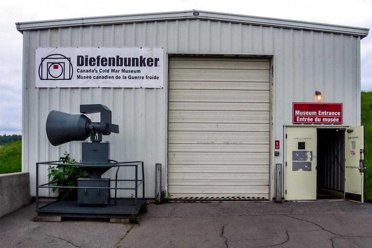 Diefenbunker, Canada's Cold War Museum, Ottawa